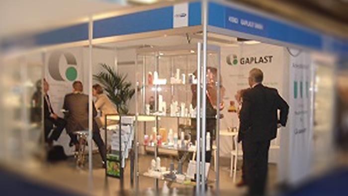 Gaplast at the CPhI 2013 at Frankfurt