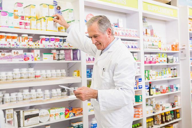 packaging for pharma
