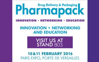 Gaplast at the Pharmapack 2016 in Paris