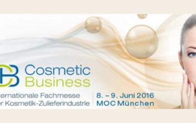 Gaplast at Cosmetic Business in Munich