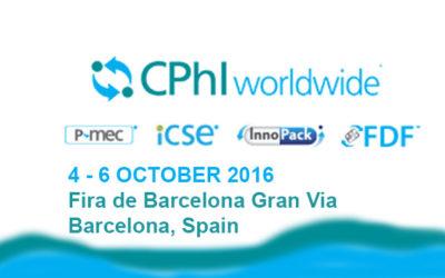 Gaplast at CPHI in Barcelona
