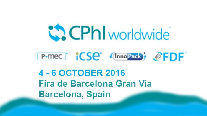 Gaplast auf der CPHI in Barcelona