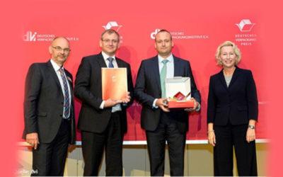 """Gaplast is honoured with the """"German Packaging Award 2016"""""""