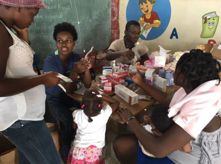 Gaplast and Help to Haiti - Mobile Clinic 2016 Titanyen