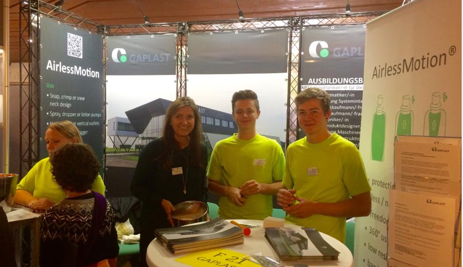 Gaplast Jobmesse Garmisch 2016