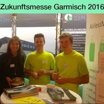 Gaplast Zukunftsmesse Garmisch 2016