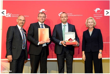 Gaplast Germany Packaging Award 2016
