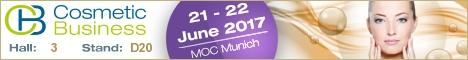 Gaplast Cosmeticbusiness 2017 Munich