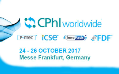 Gaplast nimmt erneut an der CPhI Worldwide teil!