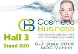 Gaplast at Cosmetic Business 2018
