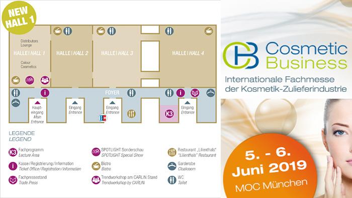 Cosmetic Business Munich 2019 - GAPLAST
