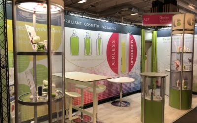 Successful trade show for Gaplast in Paris