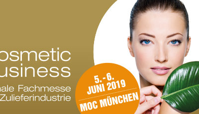 Cosmetic Business 2019 in München