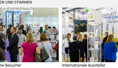 Review zur Cosmetic Business 2019
