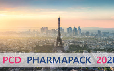 PCD and PHARMAPACK 2020 in Paris