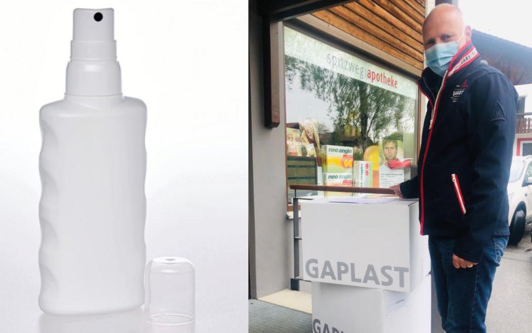 Gaplast hilft