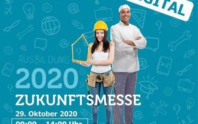 Zukunftsmesse 2020 – digital