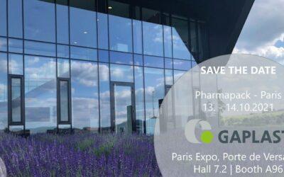 Pharmapack 2021 in Paris